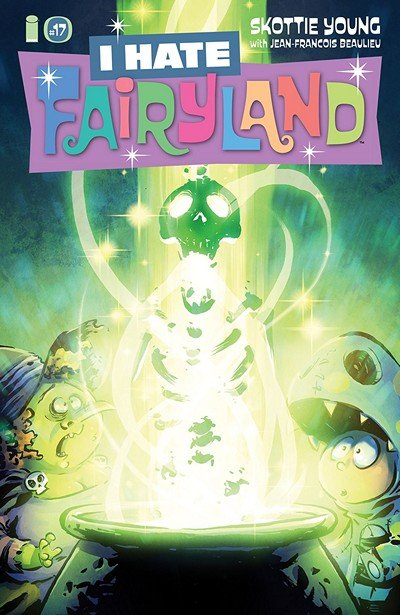 I Hate Fairyland #17 (2018)