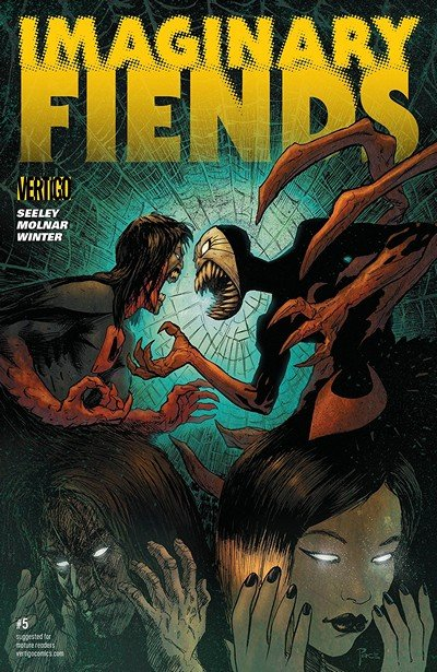 Imaginary Fiends #5 (2018)
