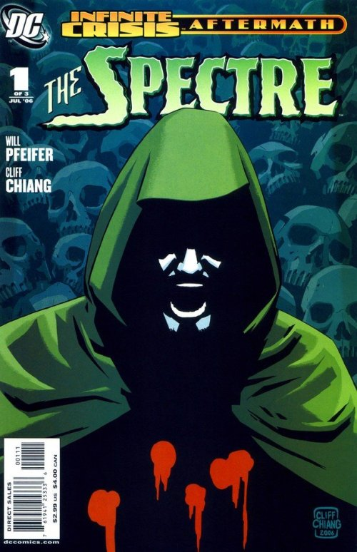 Infinite Crisis Aftermath – The Spectre #1 – 3 (2006)