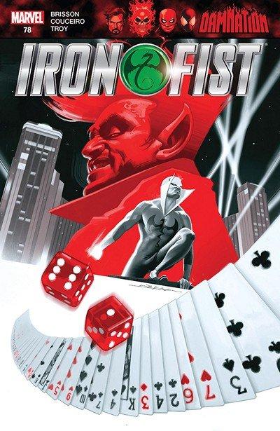 Iron Fist #78 (2018)