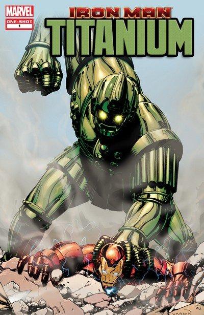 Iron Man – Titanium (2010) (One Shot)