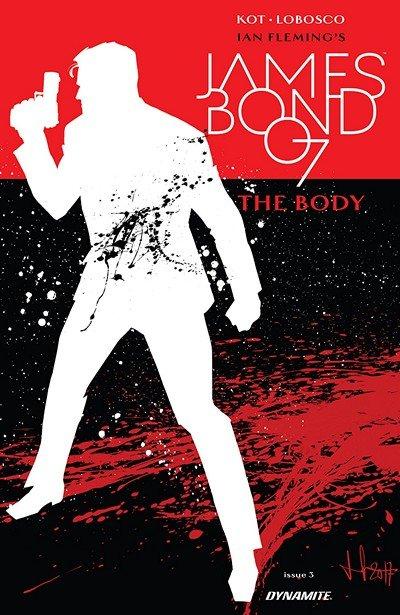 James Bond – The Body #3 (2018)
