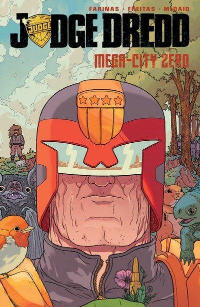 Judge Dredd – Mega-City Zero (TPB) (2017)