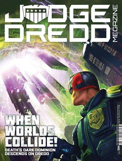 Judge Dredd Megazine #394 (2018)