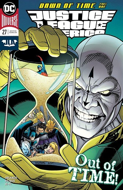 Justice League Of America #27 (2018)