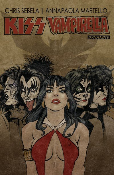 Kiss – Vampirella Vol. 1 (TPB) (2018)
