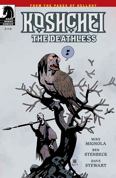 Koshchei The Deathless #3 (2018)