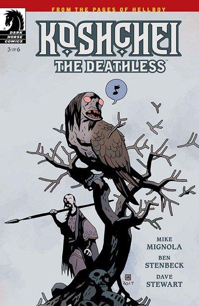 Koshchei The Deathless #3 (2018)