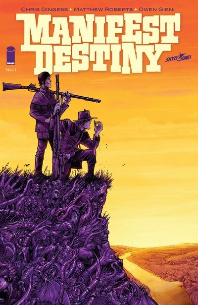 Manifest Destiny #1 – 33 + TPB Vol. 1 – 3 (2013-2018)