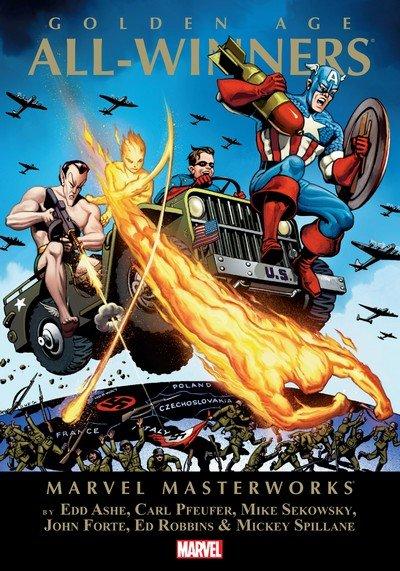 Marvel Masterworks – Golden Age All-Winners Comics Vol. 2 (2014)