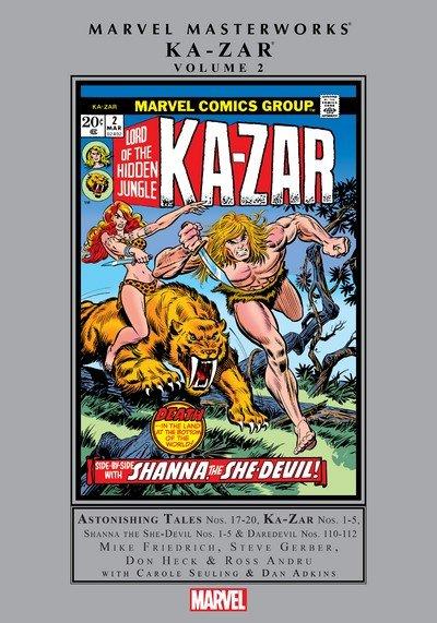 Marvel Masterworks – Ka-Zar Vol. 2 (2018)