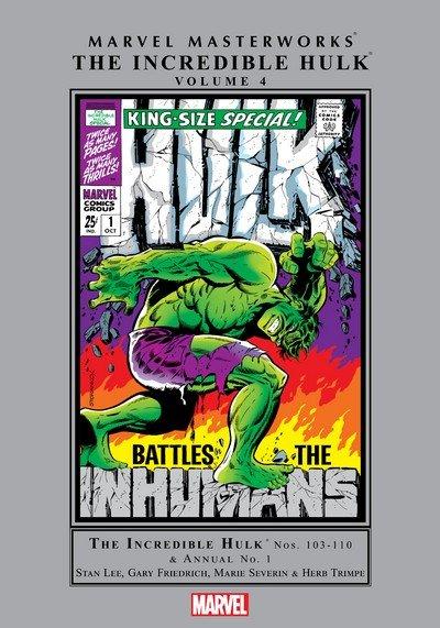 Marvel Masterworks – The Incredible Hulk Vol. 4 (2007)
