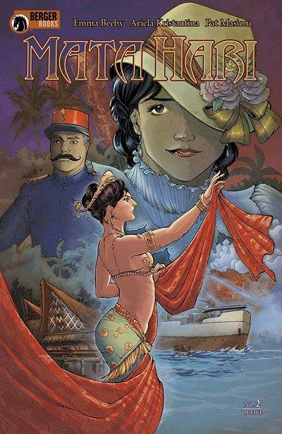 Mata Hari #2 (2018)