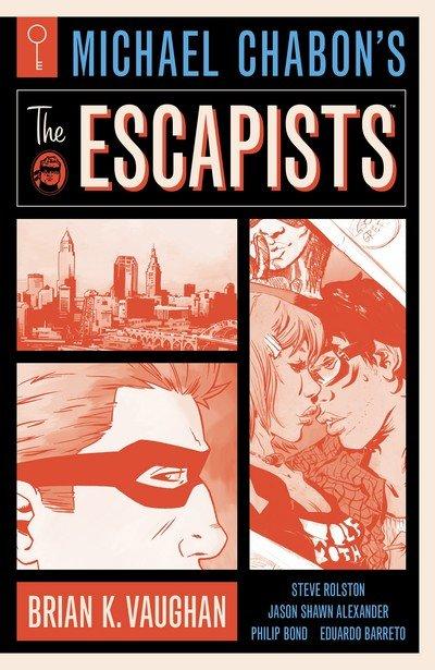 Michael Chabon's The Escapists (TPB) (2017)