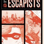 Michael Chabon's The Escapists (TPB) (2017)