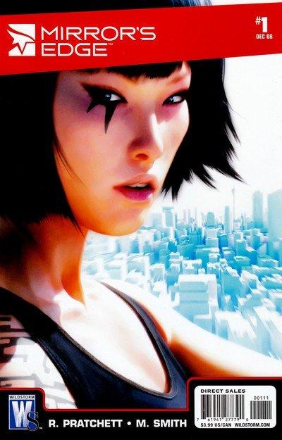 Mirror's Edge #1 – 6 (2008-2009)
