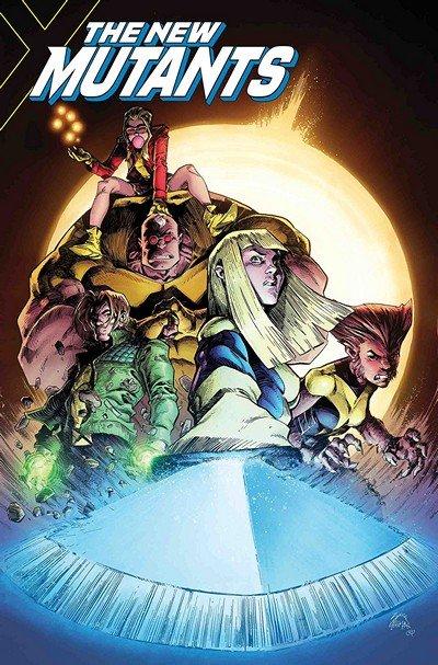 New Mutants – Dead Souls #1 – 6 (2018)