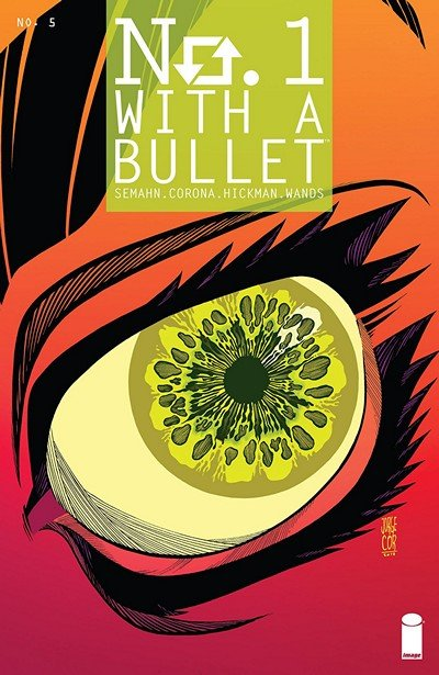 No. 1 With A Bullet #5 (2018)