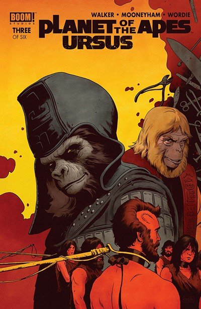 Planet Of The Apes – Ursus #3 (2018)