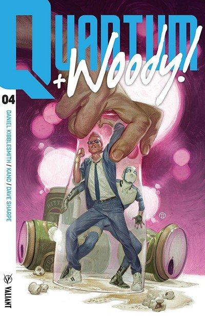 Quantum And Woody #4 (2018)