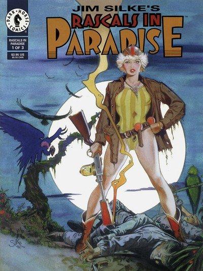 Rascals in Paradise #1 – 3 (1994)