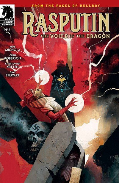 Rasputin – The Voice Of The Dragon #5 (2018)