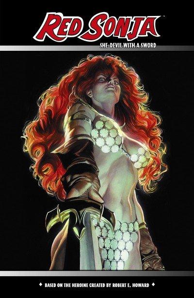 Red Sonja Vol. 01 – 12 (TPB) (2006-2013)