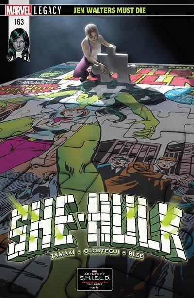 She-Hulk #163 (2018)