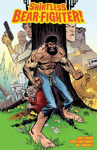 Shirtless Bear-Fighter Vol. 1 (TPB) (2017)