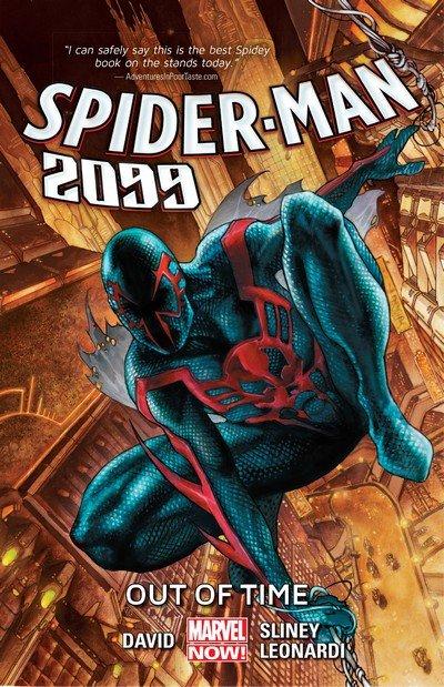 Spider-Man 2099 Vol. 1 – 7 (TPB) (2015-2017)