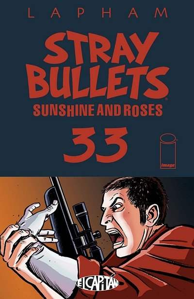 Stray Bullets – Sunshine And Roses #33 (2018)