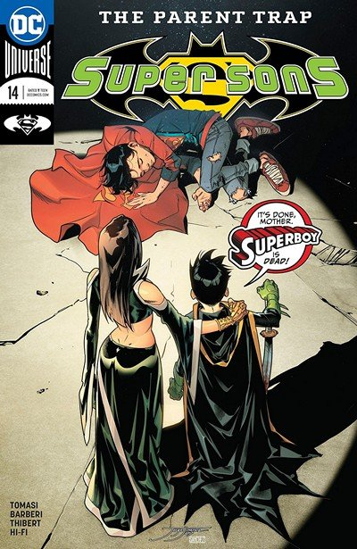 Super Sons #14 (2018)