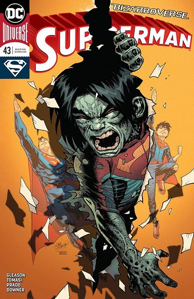 Superman #43 (2018)
