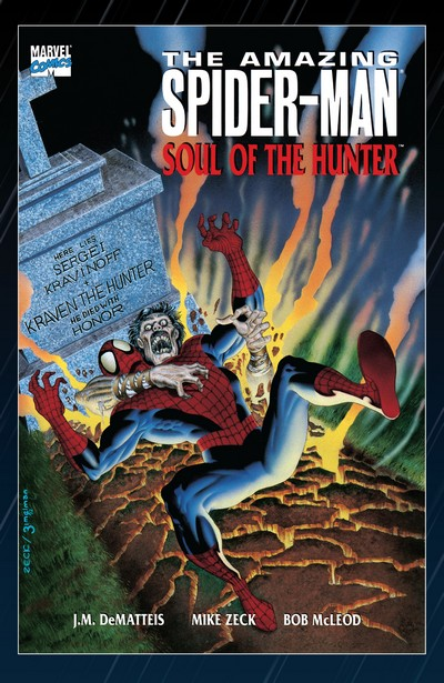 The Amazing Spider-Man – Soul of the Hunter (1992)