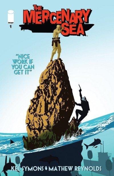 The Mercenary Sea #1 – 8 + TPB (2014)