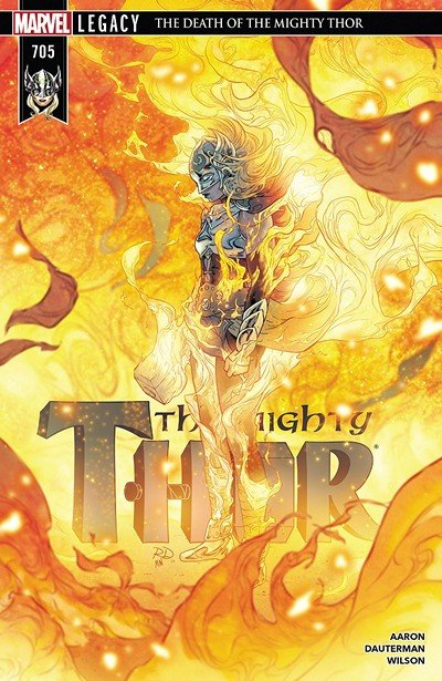 The Mighty Thor #705 (2018)