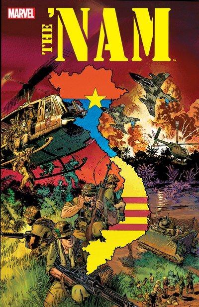 The 'Nam Vol. 1 – 3 (TPB) (2009-2011)
