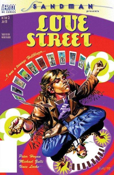 The Sandman Presents – Love Street #1 – 3 (1999)