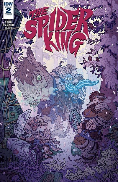 The Spider King #2 (2018)