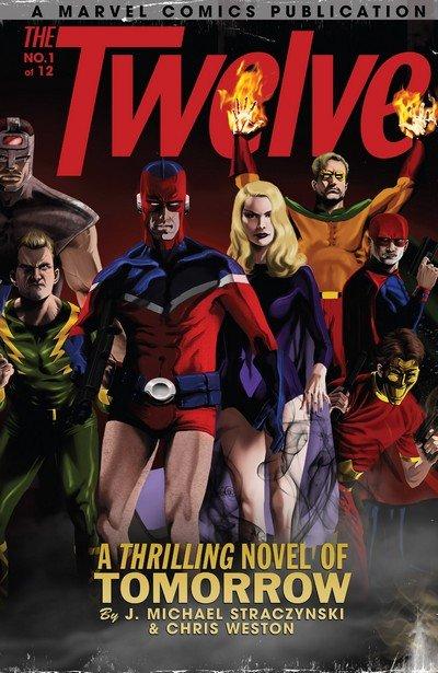 The Twelve #0 – 12 + Extras (2008-2012)