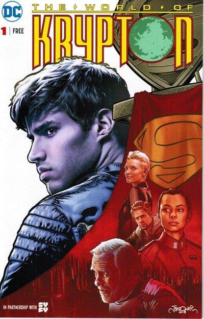 The World of Krypton #1 (2018)
