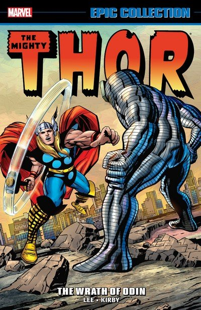 Thor Epic Collection – The Wrath Of Odin (2017)
