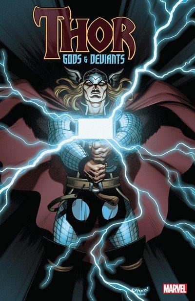 Thor – Gods & Deviants (TPB) (2017)