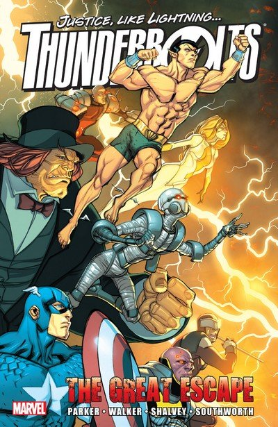 Thunderbolts – The Great Escape (TPB) (2012)