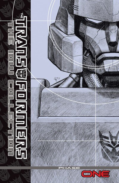 Transformers – IDW Collection – Phase One Vol. 1 – 4 (2010-2011)