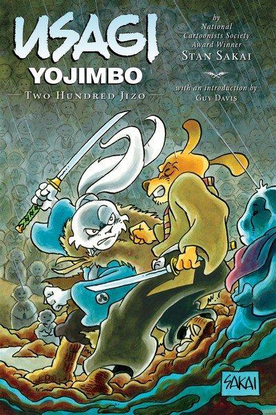 Usagi Yojimbo Book 29 – Two Hundred Jizo (2015)
