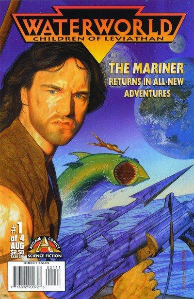 Waterworld – Children of Leviathan #1 – 4 (1997)