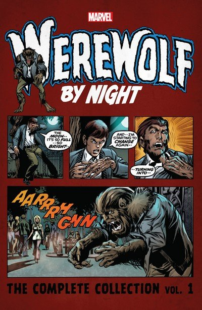 Werewolf by Night – The Complete Collection Vol. 1 (2017)
