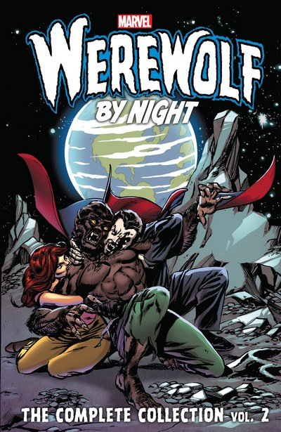 Werewolf by Night – The Complete Collection Vol. 2 (2018)
