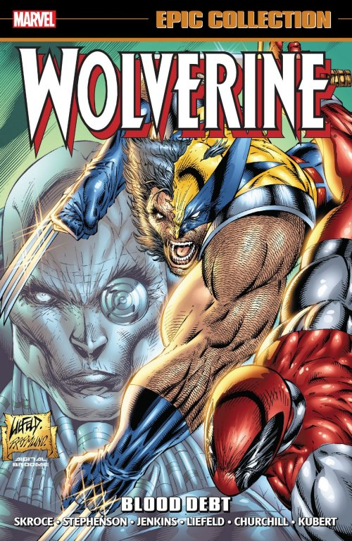 Wolverine Epic Collection – Blood Debt (2018)